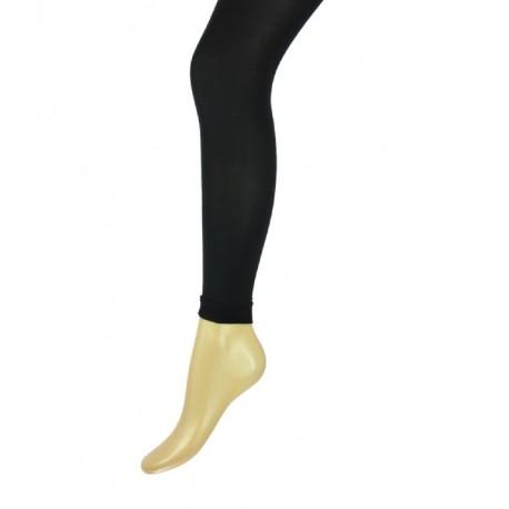 nieuwe lijst enorme inventaris klassieke stijlen Marianne legging lang Zwart 60 denier art.nr.614 - Wester Beenmode