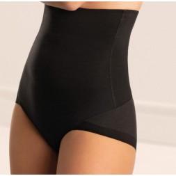 Cotonella Shapewear extra hoge taille slip, Huid. CD523