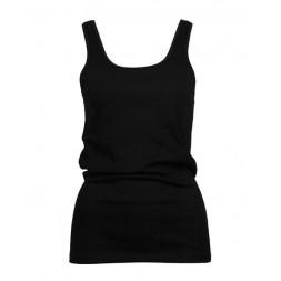 Dames hemd Madonna. Zwart.