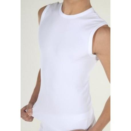 Beeren bodywear Jongens mouwloos shirt comfort feeling