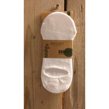 Bamboo sneaker 2-pack Wit, 31000