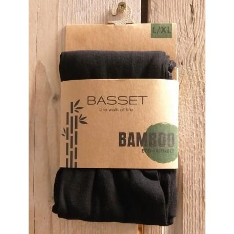 Bamboo panty Zwart, 31040